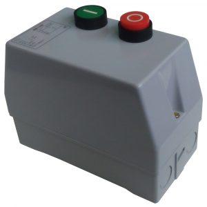 Контактор КМИ11810 18А, 24В с дистанционной системой управления напряжением 24В, с тепловым реле РТИ-1321 (12-18А), IP65