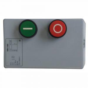 Контактор КМИ11860 18А, 380В, с тепловым реле РТИ-1321 (12-18А), IP54
