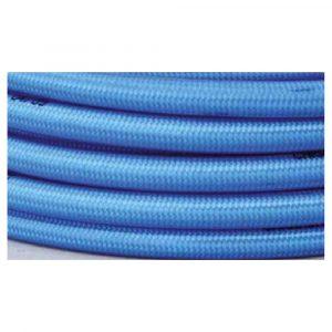 Шланг тканевый синий для пенообр. средства, DN9мм, до 60°C