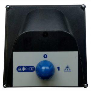 Электрическая коробка с выключателем, без электр.кабеля, для двигателя 5,5кВт (для системы Тайм-стоп)