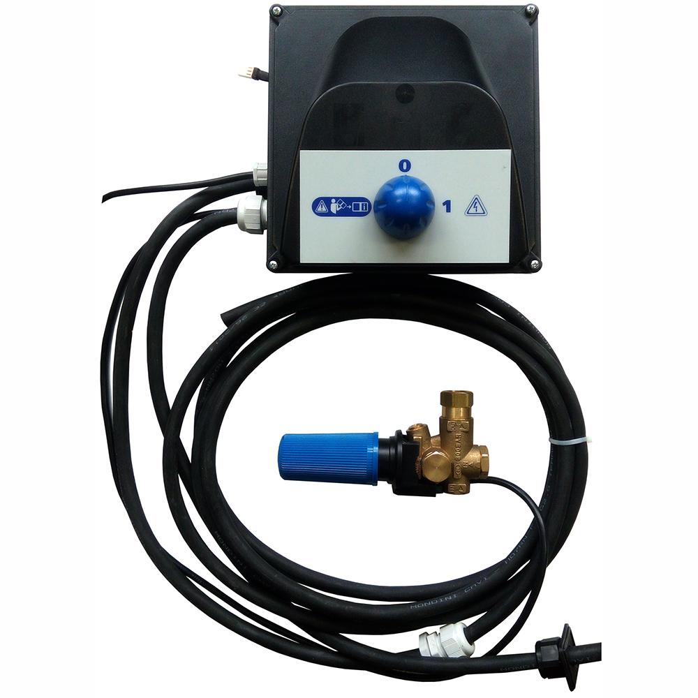 Пускатель с системой Тайм-стоп и регулировочным клапаном VRB250