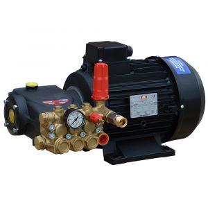 Мойка высокого давления ПОСЕЙДОН E4-160-14М1-EME 4кВт, 160бар, 14л/мин, прямой привод