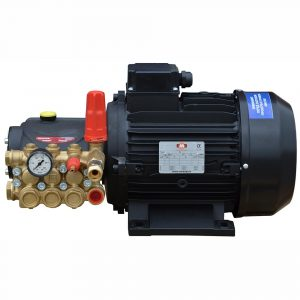 Мойка высокого давления ПОСЕЙДОН E5-200-15М1-EME 5,5 кВт, 200 бар, 14 л/мин, прямой привод