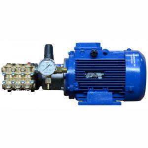 Мойка высокого давления ПОСЕЙДОН E4-170-15М2-IP 4,0 кВт, 200 бар, 14 л/мин, привод через муфту