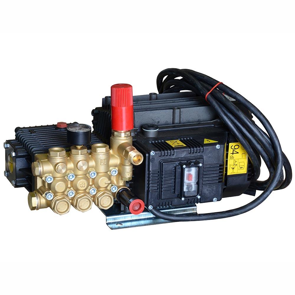Мойка высокого давления ПОСЕЙДОН ВНА-180-13М1-IP 5кВт, 180бар, 13л/мин, прямой привод