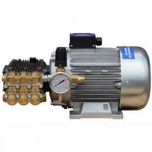 Мойка высокого давления ПОСЕЙДОН E5-200-15М2-MZ 5,5кВт, 200бар, 15л/мин, привод через встроенную муфту