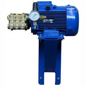 Мойка высокого давления ПОСЕЙДОН E5-200-15М3-IP 5,5 кВт, 200 бар, 14 л/мин, прямой привод, рама