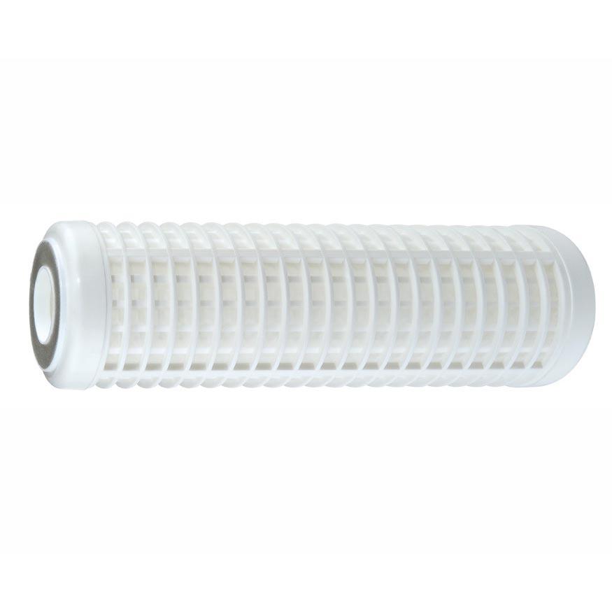 """Картридж фильтра моющийся 5"""", 50 микрон, полиэстровая сетка"""