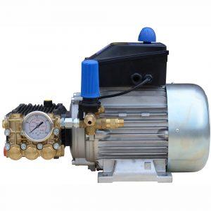 Мойка высокого давления ПОСЕЙДОН ВНА-200-15М2-TST 5,5кВт, 200бар, 15л/мин, привод через встроенную муфту, система Тайм-Стоп