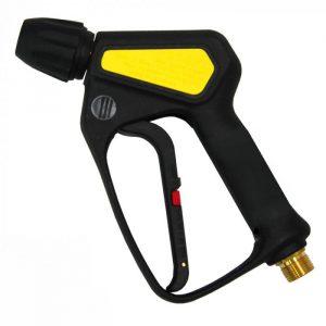 Пистолет ST-2300 с муфтой KW, 310бар 45л/мин 150°C, Вх.М22х1,5(Ш) на вертлюге, Вых.муфта KW