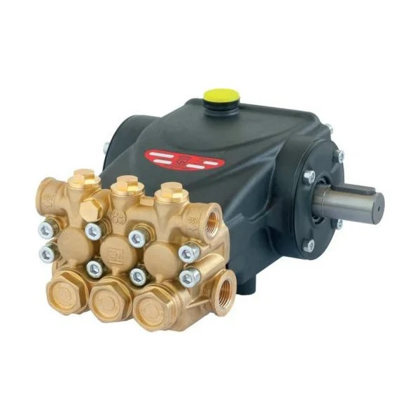 Насос EVO E2E2815, без рег.клапана, 275бар, 15л/мин, 3400об/мин, 7,87кВт (вал 24х40мм), Interpump (Италия)