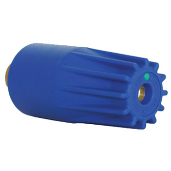"""Форсунка роторная UR25 для поверхностей, размер 045, до 250бар 29л/мин 100°C, 1/4""""BSP(Г), конус 20⁰"""