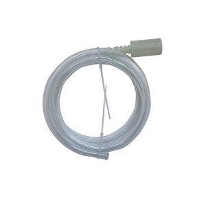 Шланг 1м. с фильтром для инжекторов химии, DN6.7мм
