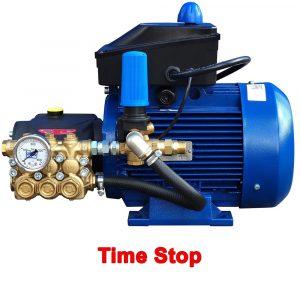 Модуль мойки высокого давления ПОСЕЙДОН E5-200-15М1-IP-TST под монтаж, 5,5 кВт, 200 бар, 14,5 л/мин, прямой привод, система
